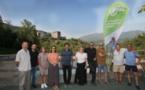 U PEDIPARTINU  La station trail de Castagniccia est officiellement ouverte