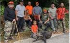 Les chasseurs de nouveau autorisés à chasser à la chevrotine en Haute-Corse