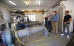 L'office hydraulique passe au haut débit sur la côte Est