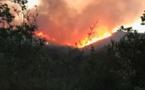 Plusieurs mises à feu à Feliceto : 10 hectares partis en fumée