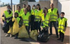 BIGUGLIA  Beau succès pour l'opération cità pulita