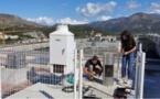 Les épisodes pluvieux étudiés à la loupe à l'Université de Corse