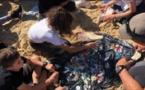 BUNIFAZIU  Les élèves de 6e sensibilisés au développement durable