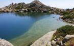 Le lac de Bastiani