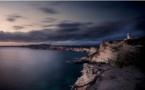 La beauté des falaises de Bonifacio