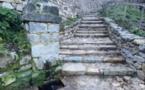 ALTA ROCCA  Le petit patrimoine bâti sauvé des outrages du temps
