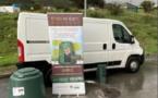 VIGHJANEDDU  Pas de pause dans la promotion du compostage pour le Syvadec
