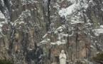 Notre-Dame des Neiges de Bavella, la bien nommée