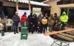 RENNU Création d'un composteur pédagogique et collectif avec l'association Si po fà