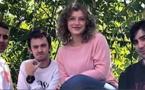 """""""Eden Corsica"""": un jardin imaginé par des étudiants pour promouvoir les produits corses à l'international"""