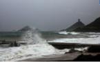 La tempête Hortense arrive en Corse : l'île placée en vigilance orange pour vent violent, orages et vagues de submersions