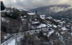 Neige et verglas : la Corse en vigilance jaune
