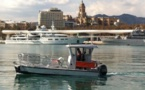 Des bateaux pour nettoyer les eaux de Corse de leurs déchets