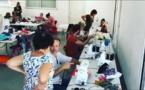 CARGHJESE  Un atelier de couture issu du recyclage et de la solidarité