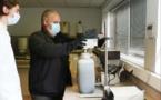 BASTIA  Surveiller la circulation du virus en analysant les eaux usées