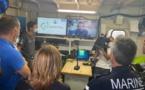 """Expédition """"Gombessa 6 """" : mission des plongeurs ? Révéler les secrets des fonds marins corses"""