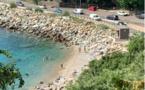 Bastia : réouverture de la plage de Ficaghjola