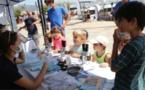 Le navigateur Patrick Deixonne sensibilise à la pollution en mer