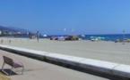 Bastia : la plage de Àrinella interdite à la baignade