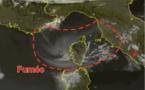 L'incendie en cours dans le Var provoque une alerte pollution en Corse