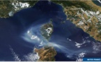 Incendie dans le Var et pollution aux particules fines : l'alerte maintenue ce 18 aout en Corse