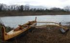 Découvrir le patrimoine naturel en pirogue à l'embouchure du Golu