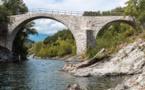 Le pont de Pedicorti remis à neuf