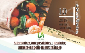 Salon des alternatives aux pesticides