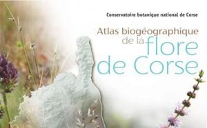 PARUTION DE L'ATLAS BIOGEOGRAPHIQUE DE LA FLORE DE CORSE