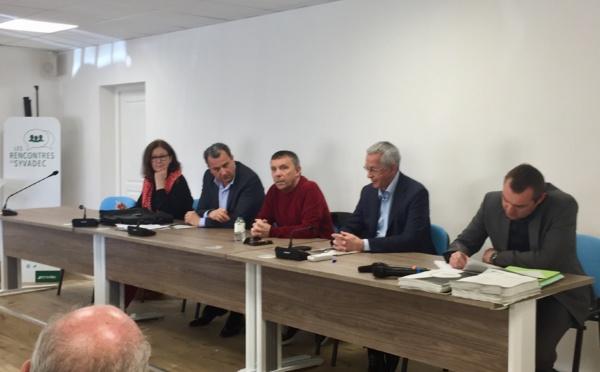 Comité Syndical du SYVADEC
