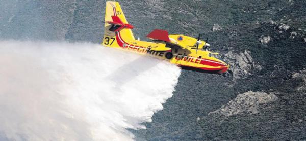 Les ailes de la Sécurité civile prêtes pour la saison des feux
