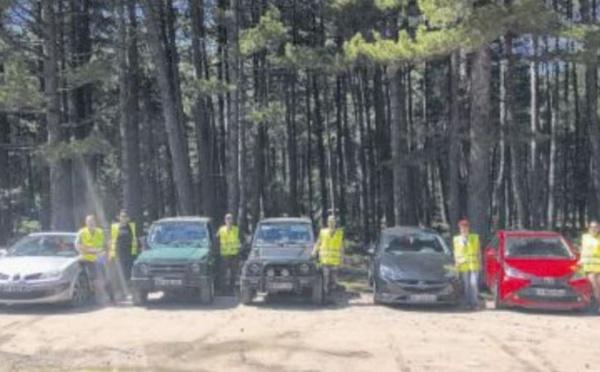 Des patrouilles citoyennes opérationnelles à l'Ospédale