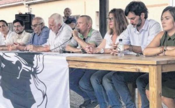Déchets : vers une reprise des discussions à Prunelli