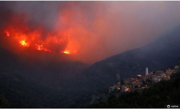 Qu'est-ce que l'écobuage, à l'origine de plusieurs incendies en Corse ?