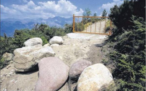 Muntagnera et sécurité incendie en péril au col de la Scalella