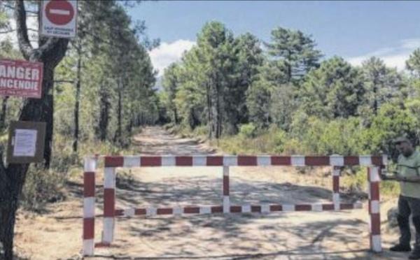 La sécurité au massif de l'Osu assurée par un arrêté municipal