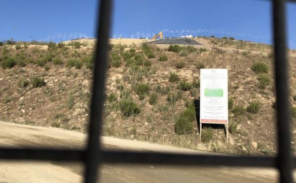Crise des déchets : l'accès au centre d'enfouissement de Prunelli di Fium'orbu est débloqué
