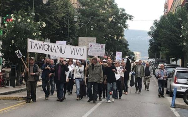 """Tavignanu Vivu : """"appel à l'indignation nationale"""""""
