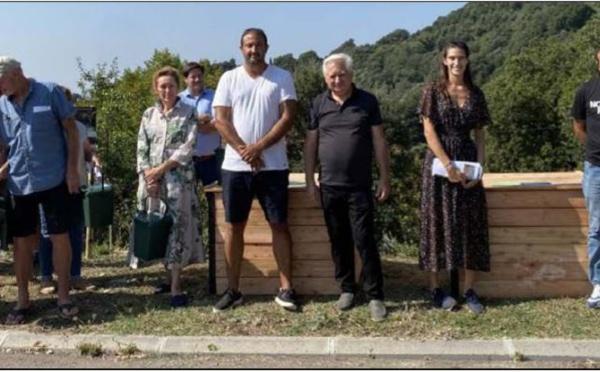 MELA  Des composteurs partagés pour un avenir écologique