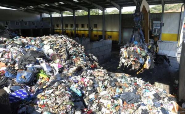 Plan déchets : une copie revue et corrigée examinée par l'Assemblée de Corse