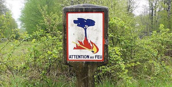 Corse-du-Sud : interdiction de l'emploi du feu jusqu'au 8 novembre