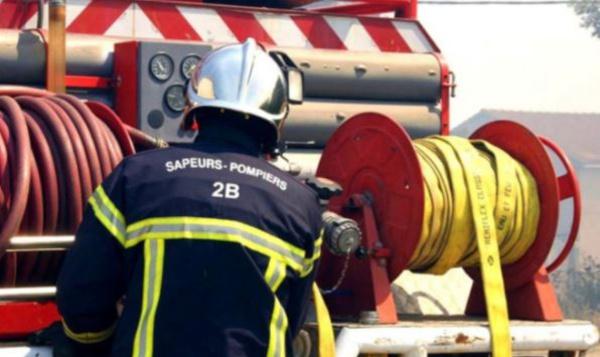 Incendie : 4 hectares détruits dans la plaine Vescovato